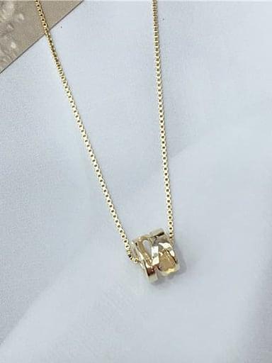 925 Sterling Silver Dainty Locket Necklace