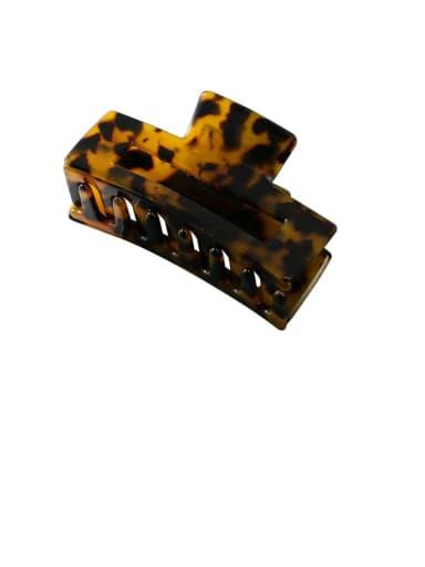 Alloy With Cellulose Acetate  Fashion Geometric Barrettes & Clips