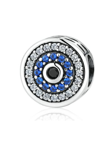 925 Silver Cubic Zirconia charms