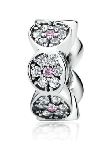925 silver cute garland charms