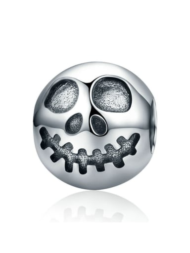 925 Silver Halloween Grimace charms