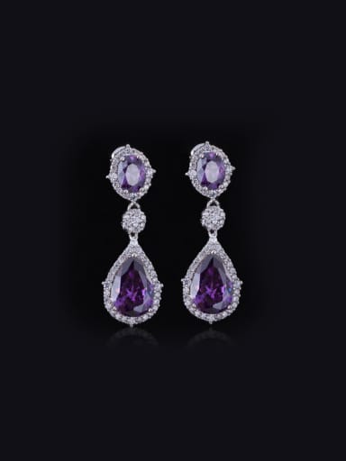 Fashion Wedding Drop Chandelier earring