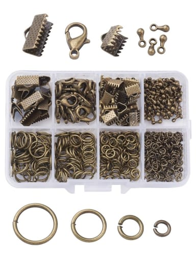 Iron With Anti Oxidation Simplistic Irregular Findings & Components