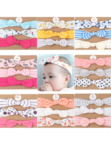 Baby Butterfly hair Belt Set