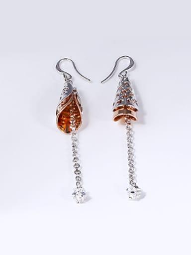 Retro style Tassels Drop Earrings