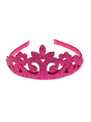 Crown Shaped Hoop