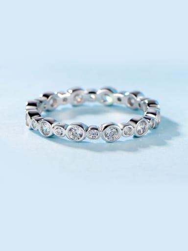 Platinum Plated Ring