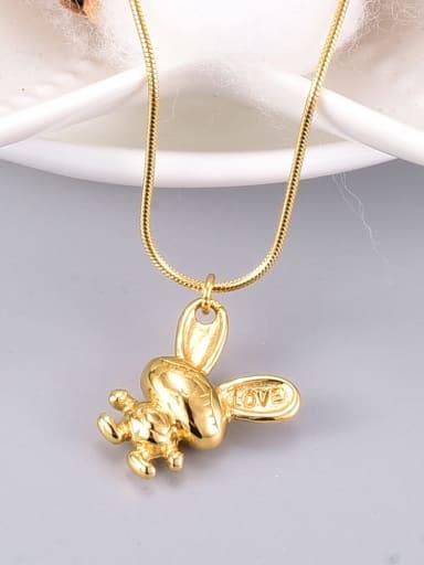 Titanium Steel Zodiac Minimalist Necklace