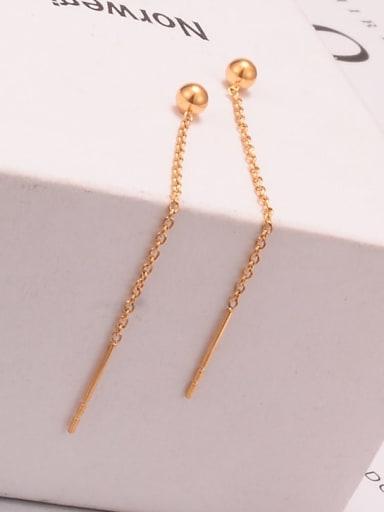 Titanium  Ball Minimalist Stud Earring