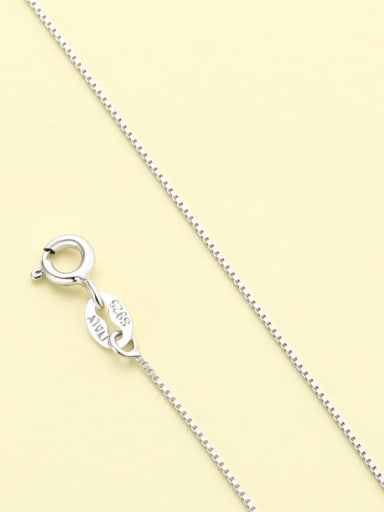 925 Sterling Silver Minimalist  Chain