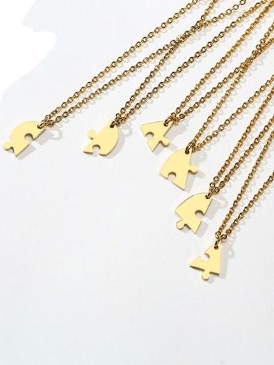 Stainless steel Heart Minimalist Necklace