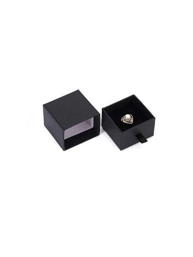 Eco-Friendly Paper Pull Out Jewelry Box For Rings, Small Earrings