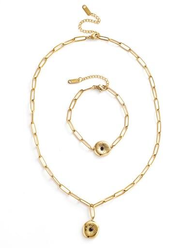 Niche design pendant vintage necklace