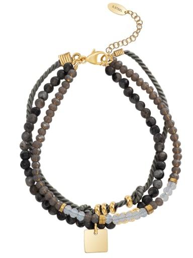 Handmade diy simple personality stainless steel jewelry