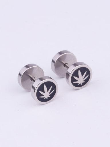 Stainless steel Bell Minimalist Stud Earring