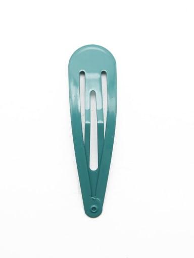 4 Alloy Enamel Cute Water Drop  Multi Color Hair Barrette