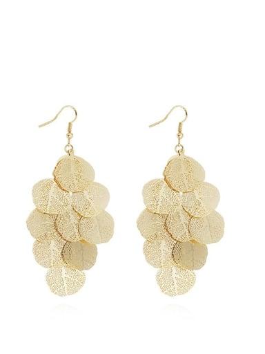 Copper Tree Bohemia Hook Trend Korean Fashion Earring