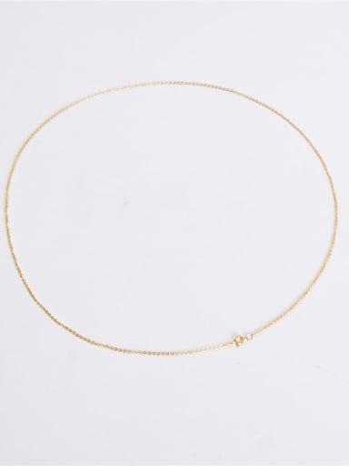 Titanium Link Necklace