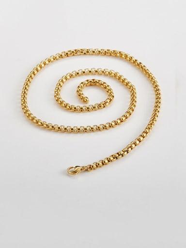 Titanium Vintage Keel chain