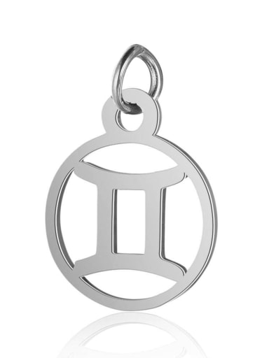 T513S 3 Stainless steel Star Charm A Single Letter Starts From 5, Less Than 5 Do Not Ship.