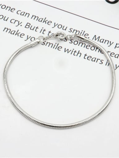 925 Sterling Silver Dainty Bracelet