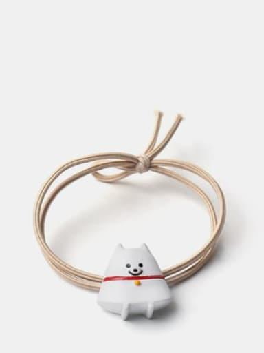 Samoye Eddie Cute Little Lion Laiyang Hair Rope