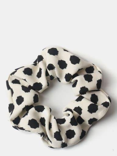 White wave point Elegant retro texture ~ leopard zebra