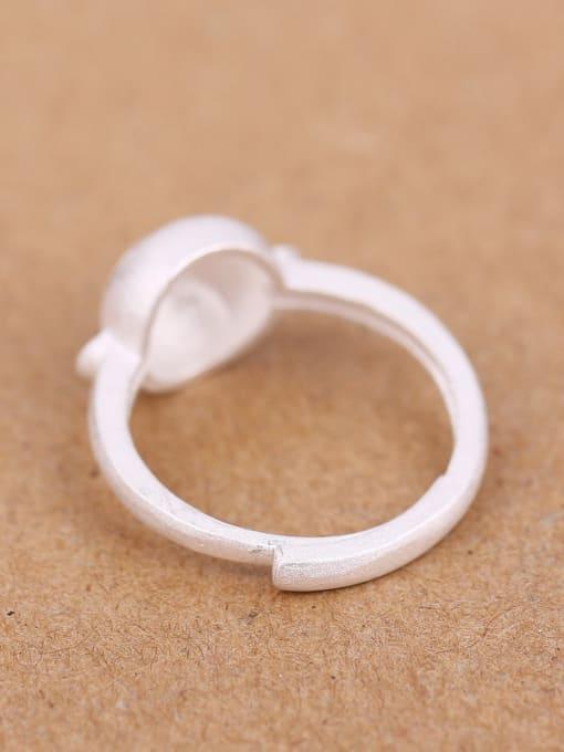 Peng Yuan Lovely Zodiac Monkey Silver Ring 3