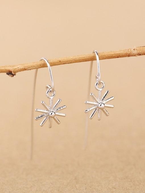 Peng Yuan Fashion Little Flower Hook hook earring 0