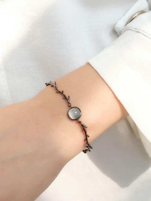 Peng Yuan Retro Tree Branch Women Bracelet 1