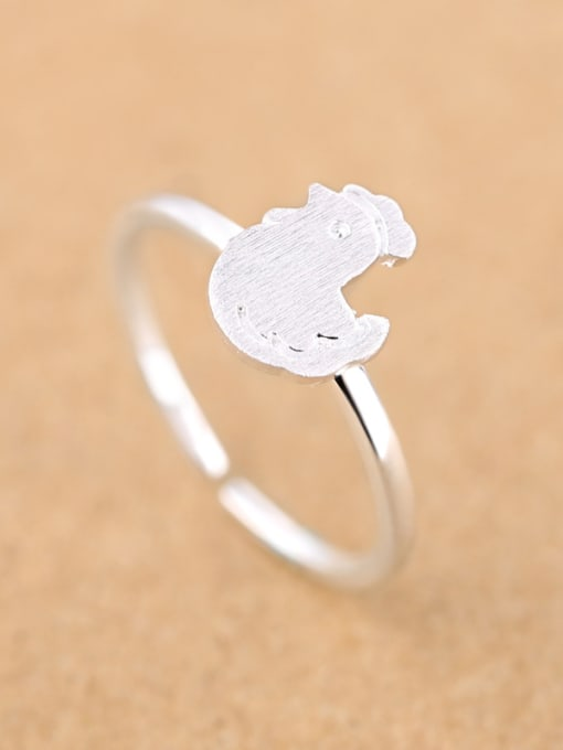 Peng Yuan Little Chick Silver Opening Plated 3