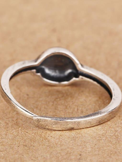 Peng Yuan Personalized Chibi Maruko Silver Ring 2