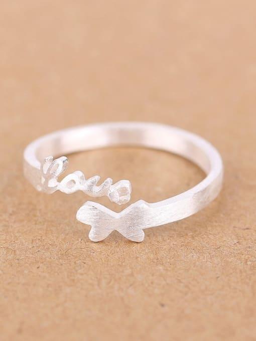 Peng Yuan Double Heart shapes Love Opening Midi Ring