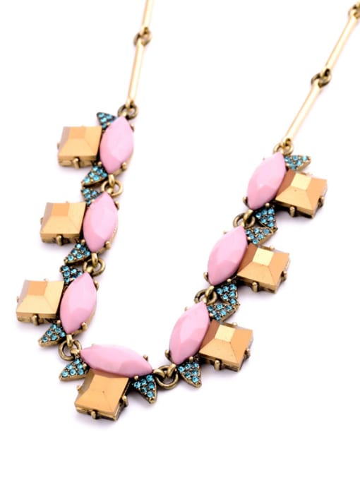 KM Fashion All-match Women Necklace 1