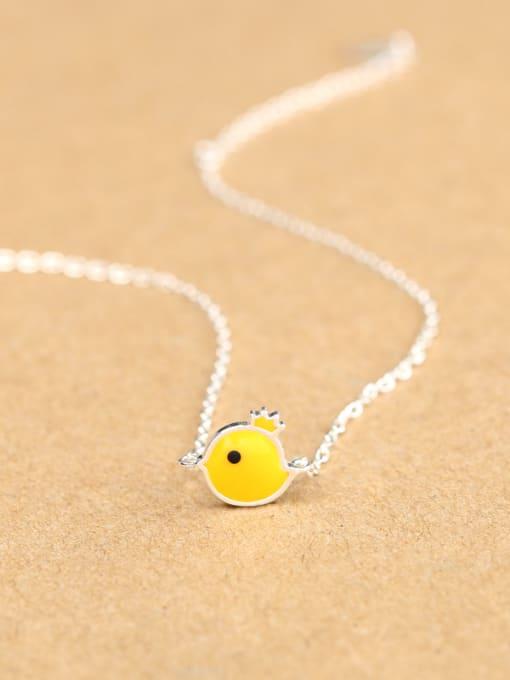 Peng Yuan Simple Yellow Chick Opening Bracelet 2