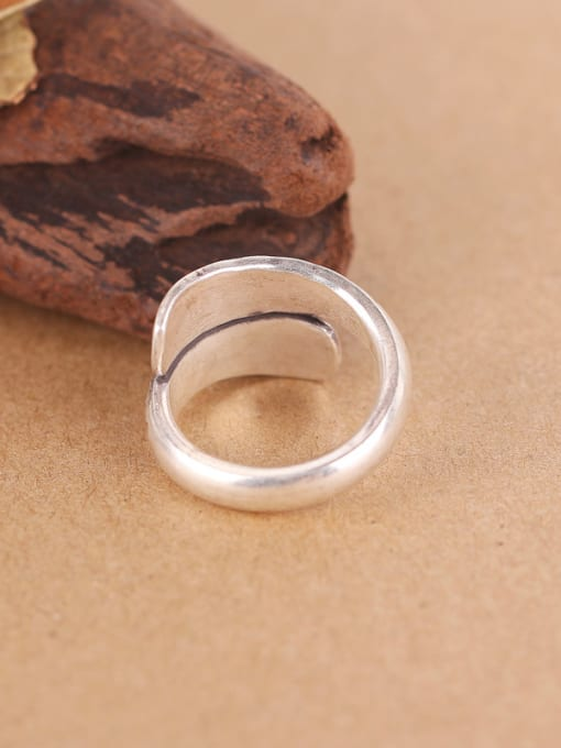 Peng Yuan Personalized Sterling Silver Handmade Ring 2