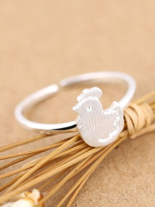 Peng Yuan Little Chick Silver Opening Plated 2