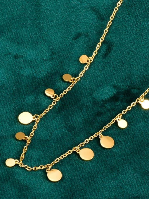 A TEEM Titanium Heart Minimalist Necklace