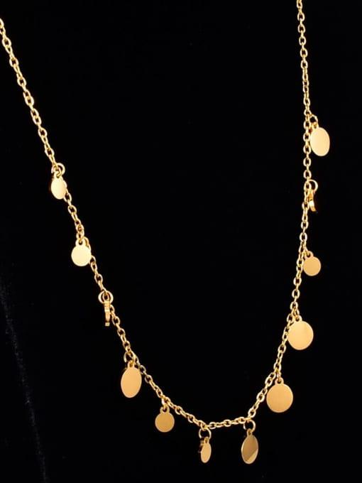 A TEEM Titanium Heart Minimalist Necklace 3