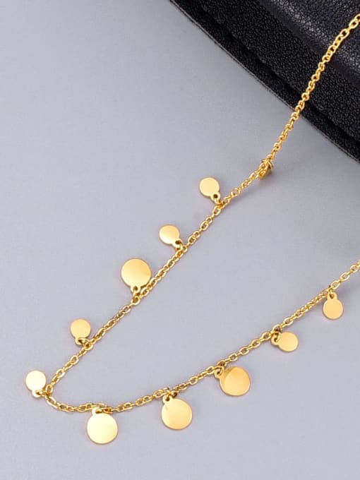 A TEEM Titanium Heart Minimalist Necklace 1