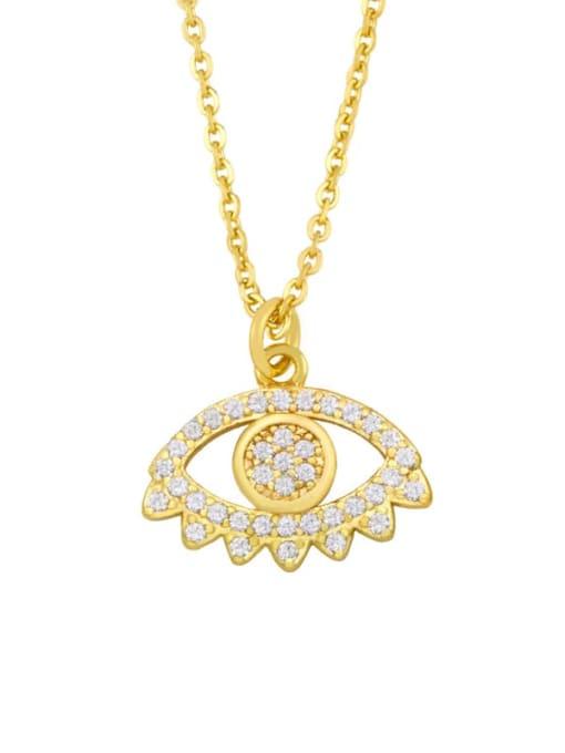 CC Brass Cubic Zirconia Star Vintage Necklace 2