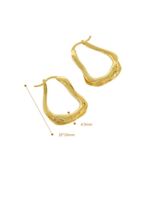 DAKA 925 Sterling Silver Geometric Vintage Huggie Earring 4