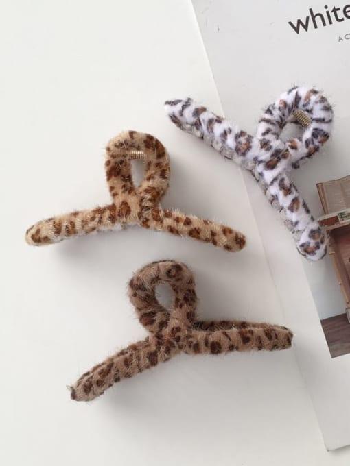 Chimera Alloy  Ethnic Leopard Leopard Hair Scratching Jaw Hair Claw 2