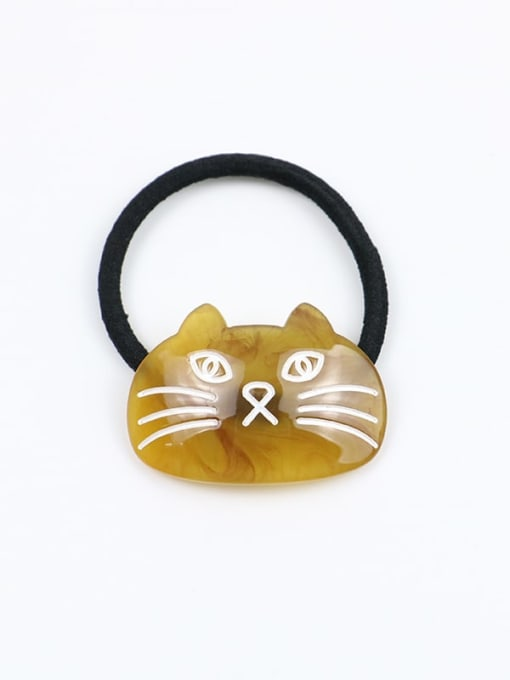 Hawksbill Cellulose Acetate Minimalist Cat Hair Rope