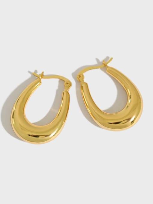 Dak Phoenix 925 Sterling Silver Geometric Vintage Drop Earring