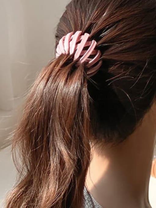 Chimera Cellulose Acetate Cute Geometric Jaw Hair Claw 1