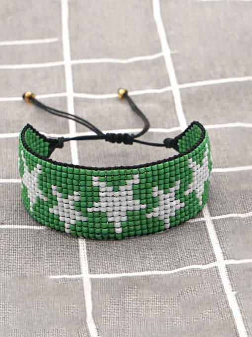 Roxi Multi Color MGB Bead Star Bohemia Adjustable Bracelet 2