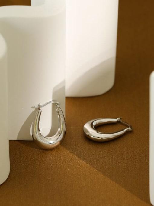 Dak Phoenix 925 Sterling Silver Geometric Vintage Drop Earring 1