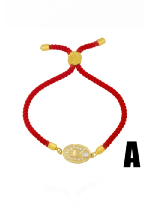 CC Brass Cubic Zirconia Butterfly Minimalist Link Bracelet 4