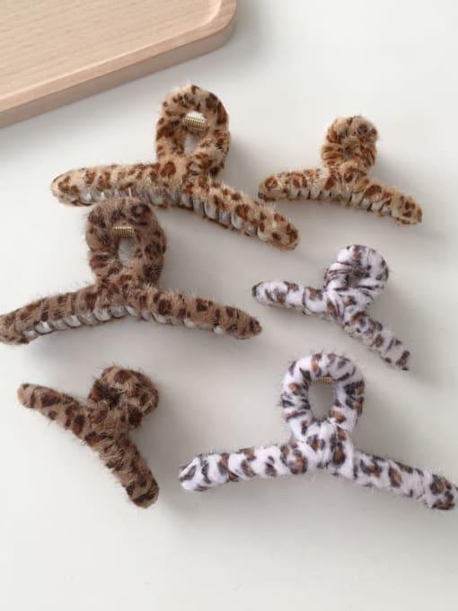 Chimera Alloy  Ethnic Leopard Leopard Hair Scratching Jaw Hair Claw